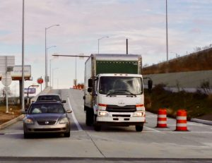 New ramp from I-95 south to Bleigh Avenue